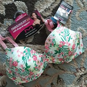 Maidenform gorgeous bra